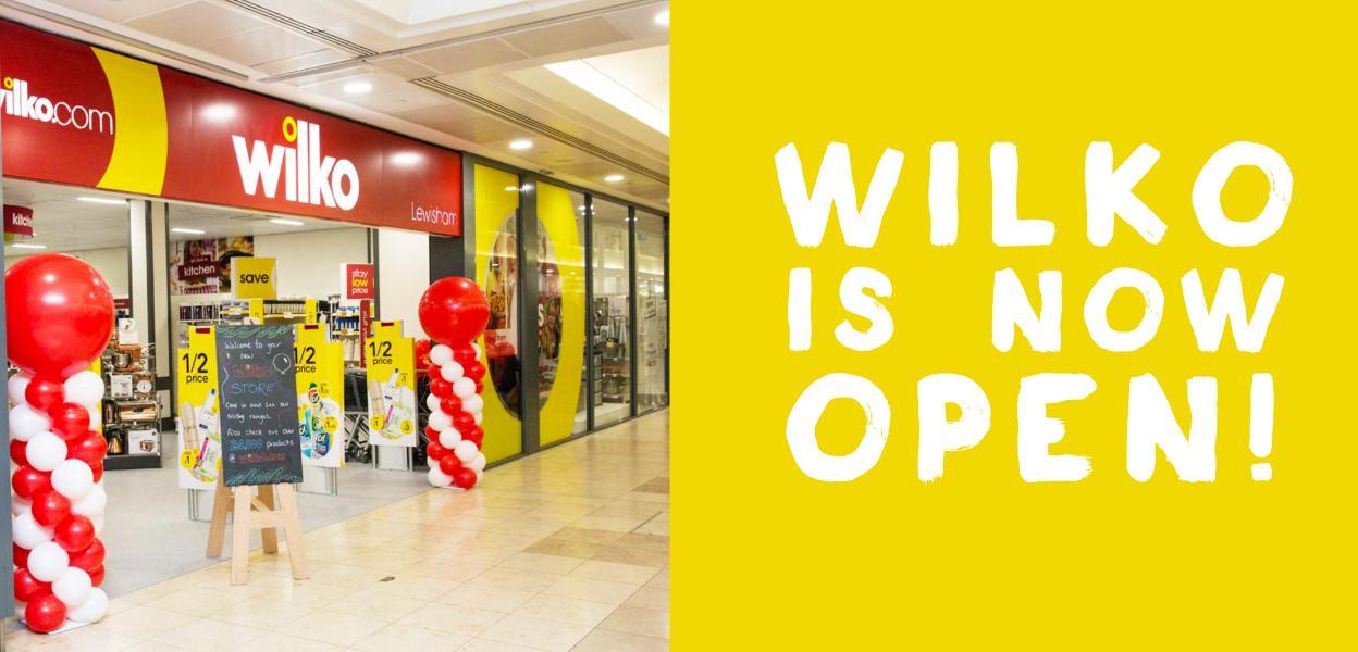 Wilko now open in Lewisham London