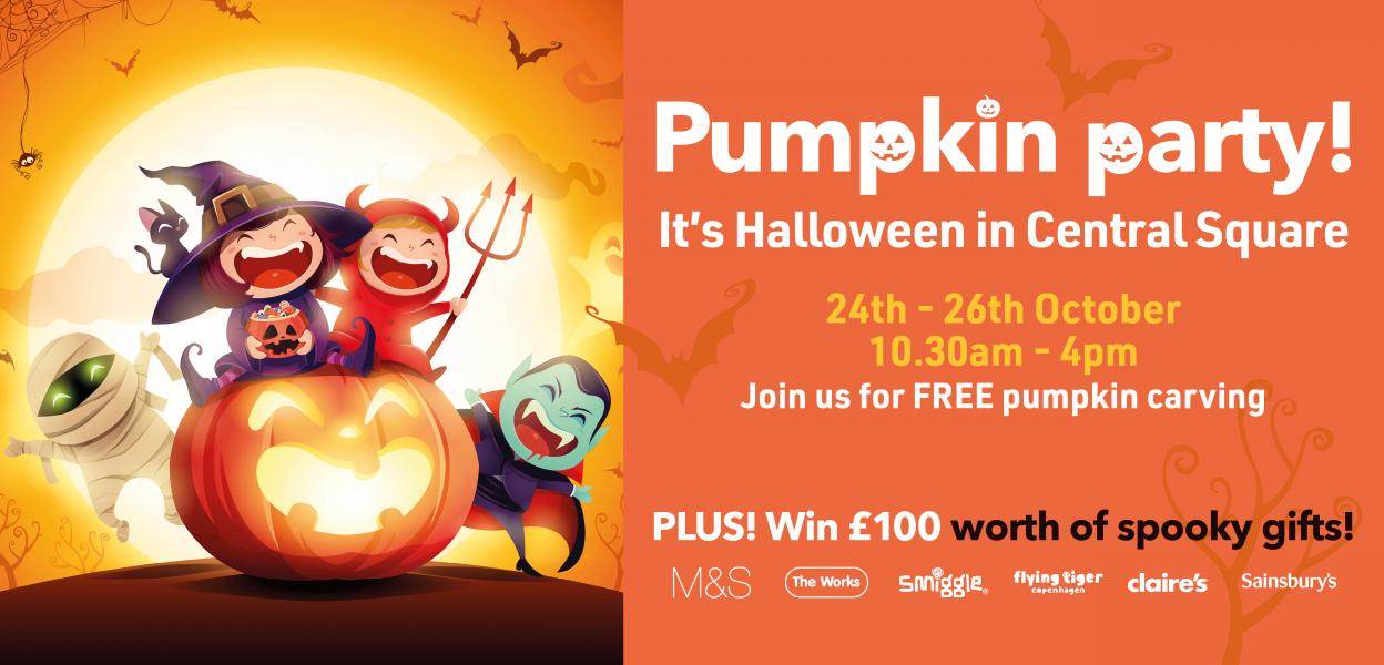 Halloween in Lewisham kids fun