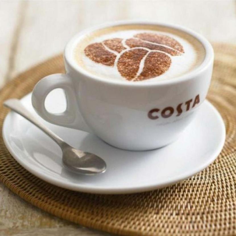 costa coffee image