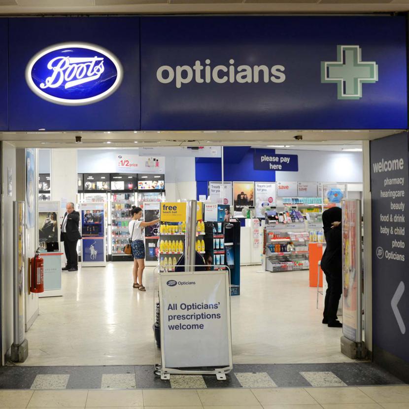 boots lewisham shopping