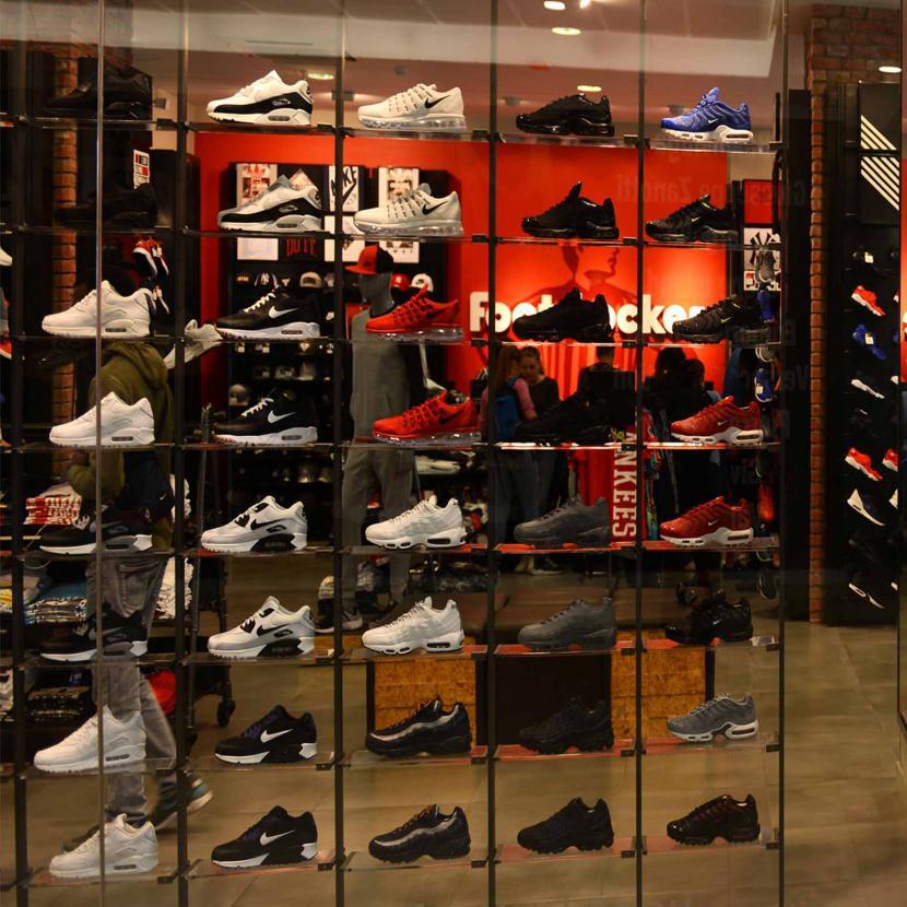 Footlocker shoes