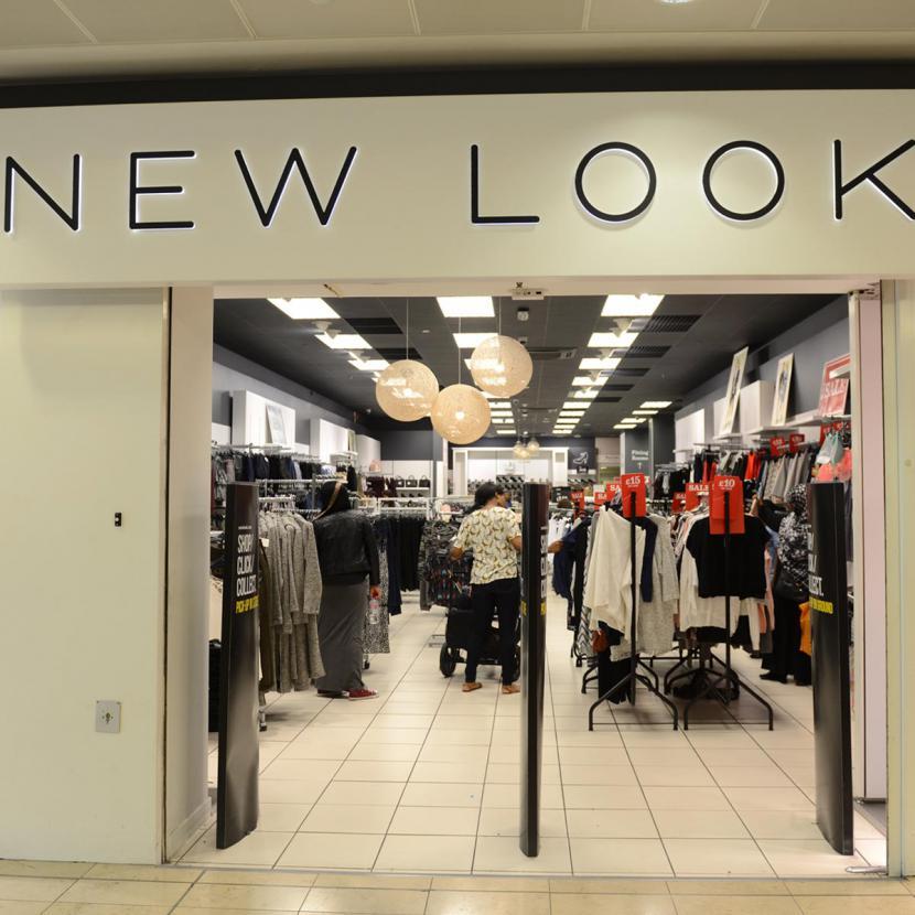 New Look Shop Image