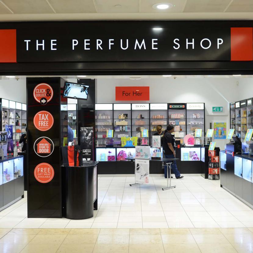 The Perfume Shop Shop Front