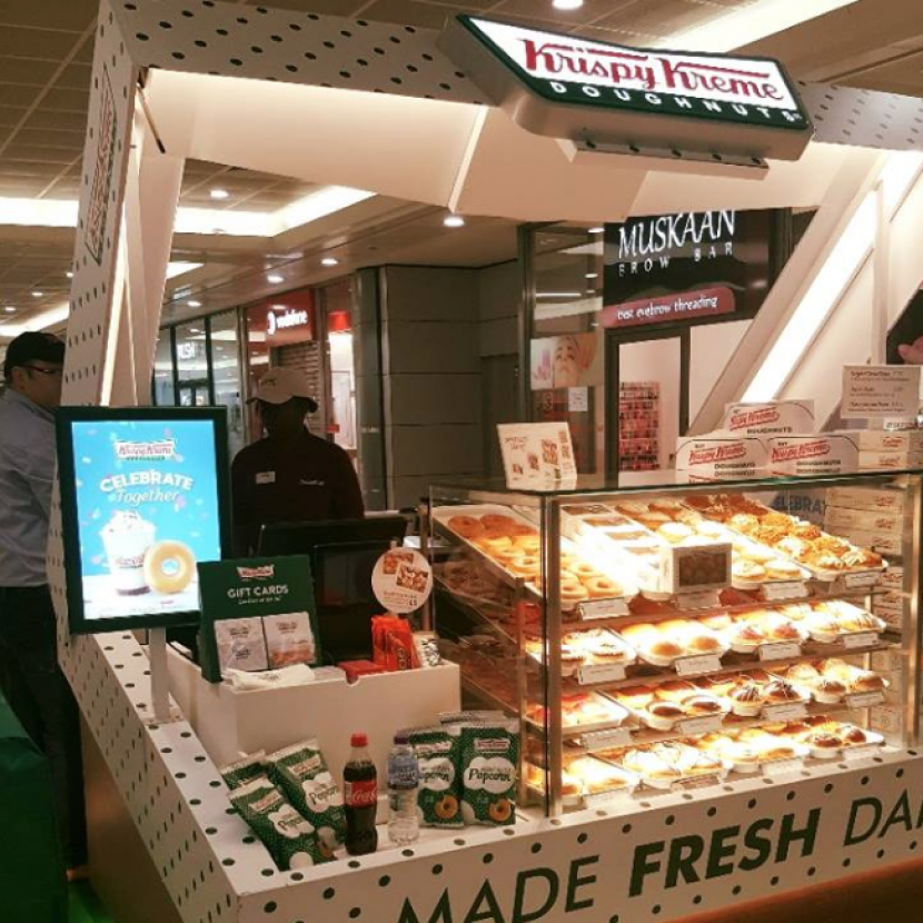 Krispy Kreme Lewisham London
