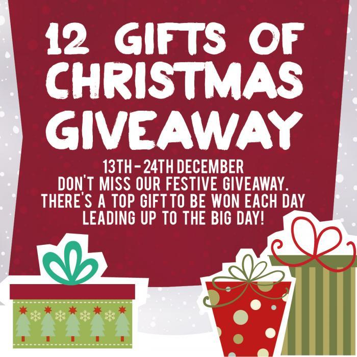 the 12 gifts of christmas - The 12 Gifts Of Christmas