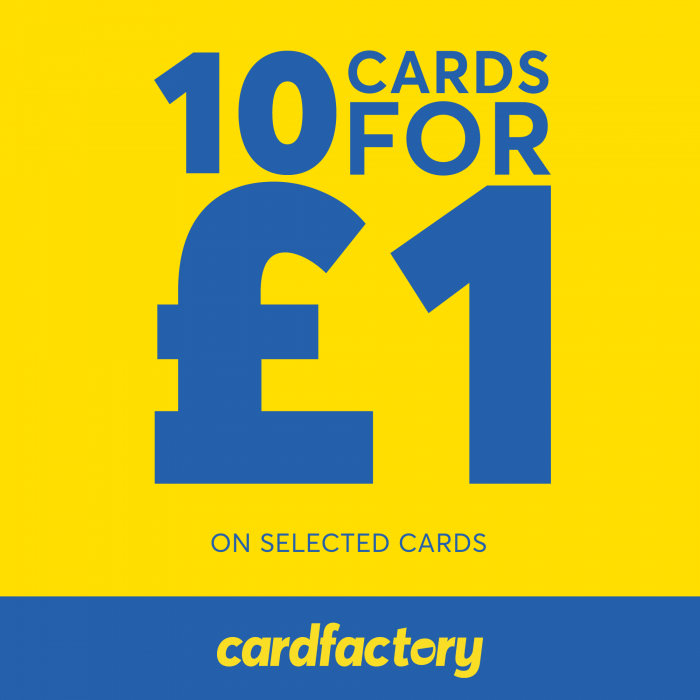 Card Factory deal