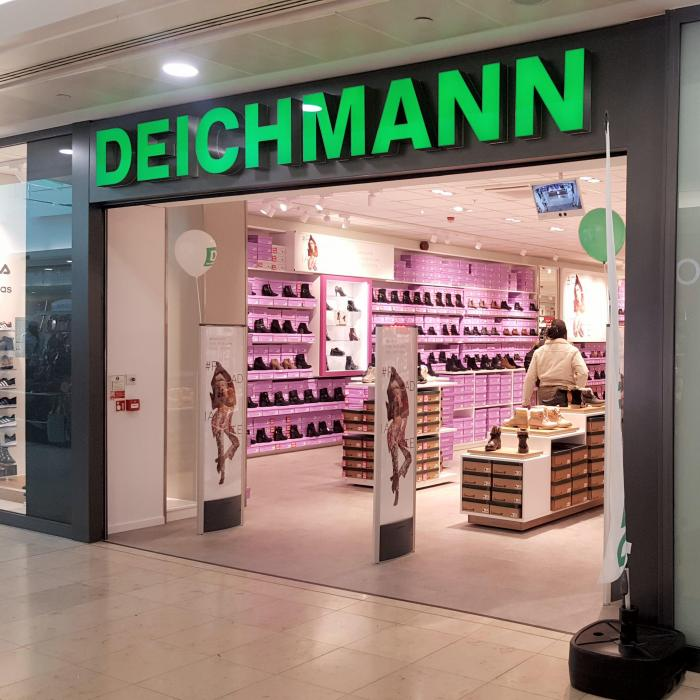 Take a look inside Deichmann
