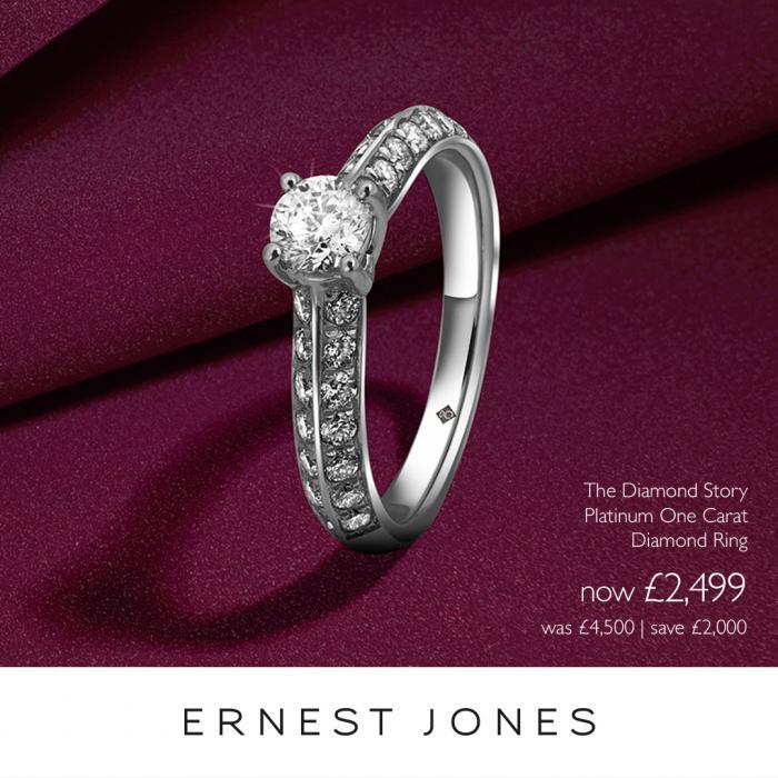 Ernest Jones jewellery