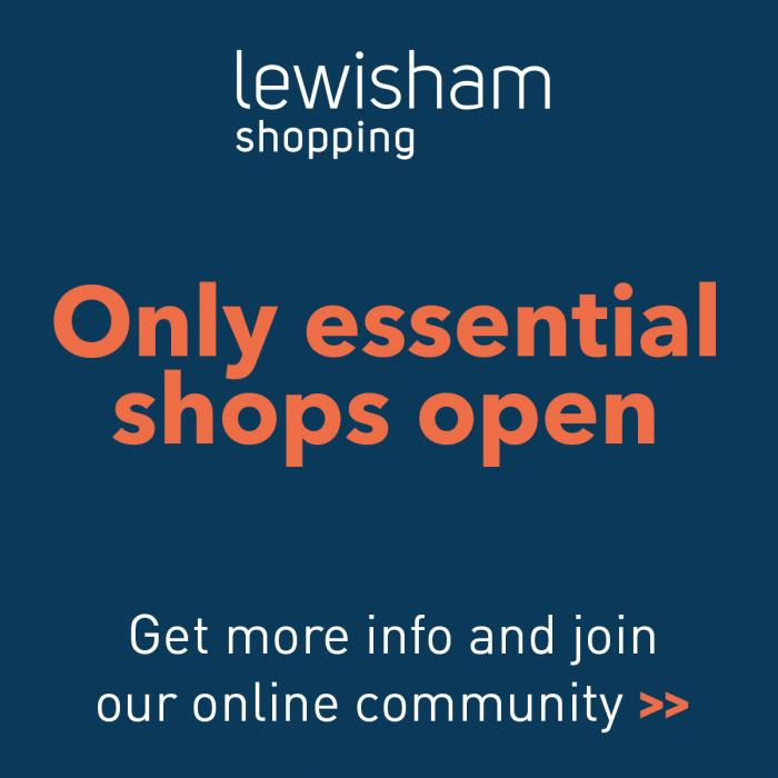 Lewisham shopping centre closures