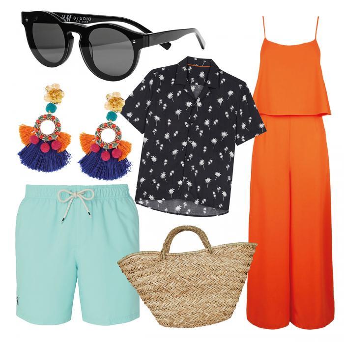 Summer beachwear fashion ideas