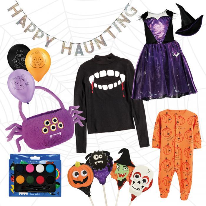 Halloween shopping inspiration at Lewisham