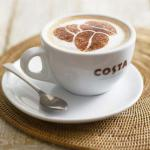 costa coffee image