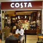 Costa shop front