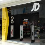JD Sports Shop Front