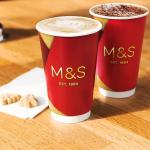 M&S Salted Caramel and Gingerbread Lattes