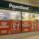 Poundland Shop Front