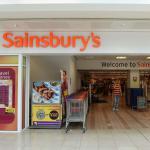 Sainsburys Shop Front