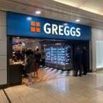 Greggs Lewisham shopping centre