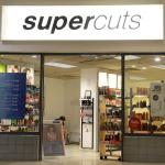 Supercuts Shop Front
