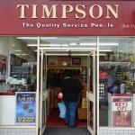 Timpson shop front