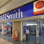 WHSmith Shop Front