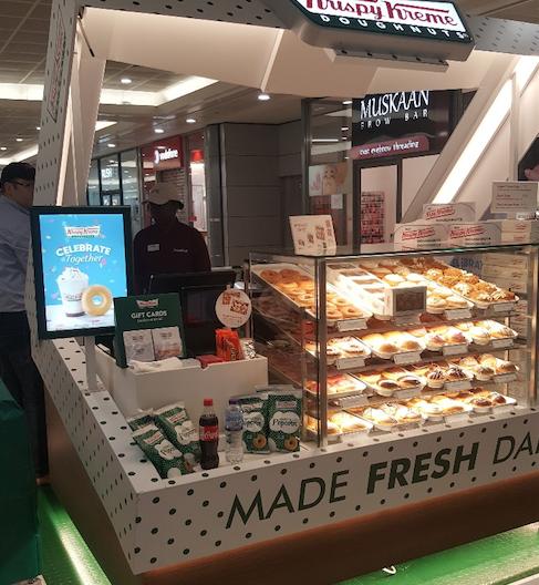 Krispy Kreme Lewisham London