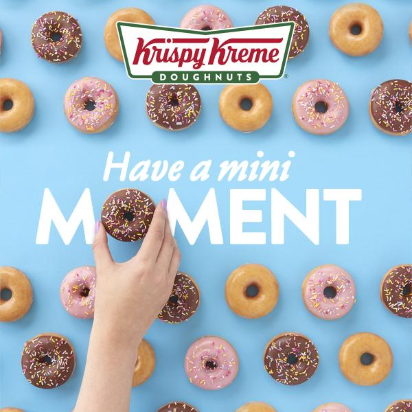 Krispy Kreme Minis