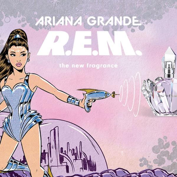 R.E.M by Ariana Grande coming soon to The Fragrance Shop