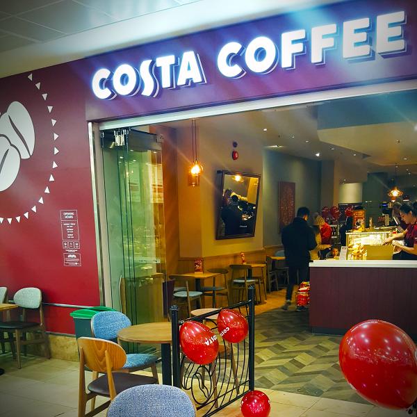 Costa Cofee Lewisham