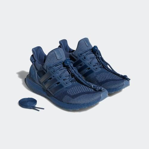 Dark denim shoes