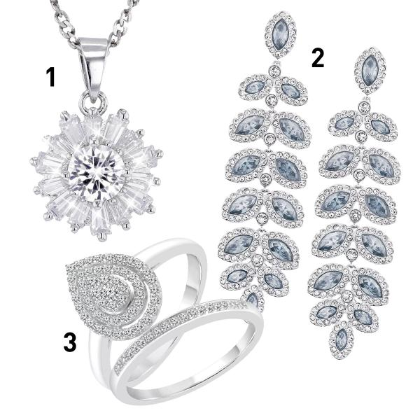 Diamond jewellery trend