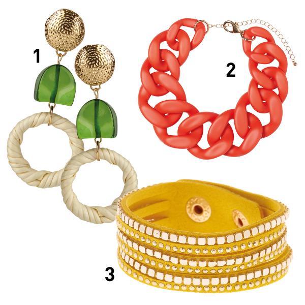 Bold jewellery trend